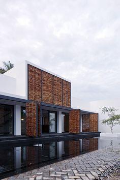 ARS° Atelier de Arquitecturas | 'Casa Estudio en el Mar Chapalico' | 2013 | Ajijic, JAL, Mexico | http://www.atelierars.com/
