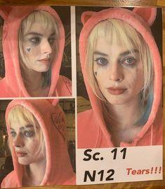 Harley Quinn Tattoo, Harley Y Joker, Harley Quinn Comic, Harley Quinn Cosplay, Margot Elise Robbie, Margot Robbie Harley Quinn, Hearly Quinn, Daddys Lil Monster, Dc Memes