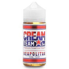 Neapolitan - Cream Team E Liquid #vape #vaping #eliquid