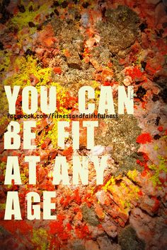 you can be fit at any age  #fitness #inspiration