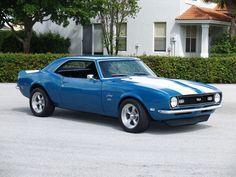 Chevrolet Classic Cars for sale. With a selection that's always changing you can find the latest classic Chevrolet listings on OldCarOnline. Chevy Muscle Cars, Best Muscle Cars, American Muscle Cars, Chevrolet Camaro 1967, Camaro Ss, Chevelle Ss, 1967 Mustang Convertible, Datsun Roadster, Pony Car