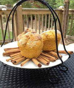 Pumpkin Muffins 172 calories - Food Done Light