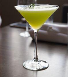 The Constant Gardener Cocktail
