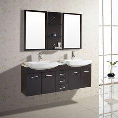 8 Best Floating Bath Vanities images | Bathroom, Bathroom vanities ...