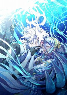 Fire Emblem: If/Fates - Kamui and Aqua