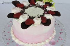 Tort Amour — Alina's Cuisine Mousse, Cake, Desserts, Food, Kitchens, Tailgate Desserts, Deserts, Food Cakes, Eten