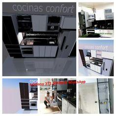integrales   villavicencio : Cocinas con barra Kitchen Bars, Doors, Kitchens