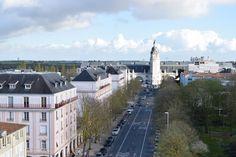 La Rochelle / HilmaMaria San Francisco Skyline, Paris Skyline, Mansions, House Styles, Travel, Home, Viajes, Manor Houses, Villas