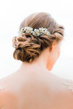 wedding updos hairstyles via jess wilcox