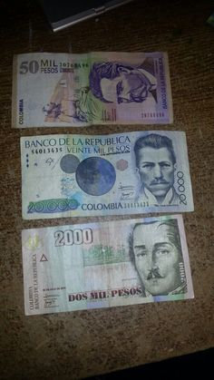 Moeda Colombiana