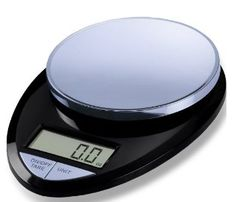 EatSmart Precision Pro Kitchen Scale Review and Giveaway!!