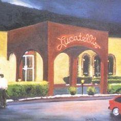 Lucatelli's Ristorante, Ithaca, NY