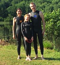 Create your own tri-camp ~ anytime, anywhere!   Family Triathlon Camps with CoachMarkWilson.com