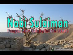 Kisah Nabi Sulaiman - Kisah Nabi Sulaiman Full Movie Bahasa Indonesia