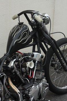 Harley Davidson News – Harley Davidson Bike Pics Harley Davidson Iron 883, Harley Davidson Knucklehead, Harley Bobber, Harley Bikes, Bobber Motorcycle, Bobber Chopper, Harley Davidson Motorcycles, Motorcycle Paint, Women Motorcycle