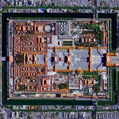 Civilização em perspectiva: O mundo visto de cima