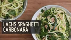 Low Carb Spaghetti Carbonara – Paleo360.de