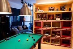 Via Imóveis - Para homens: veja como decorar sala, quarto e cozinha