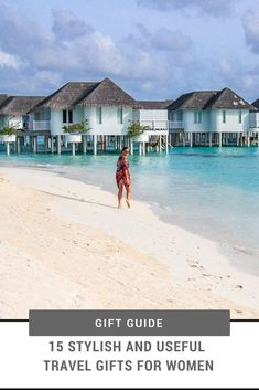 15 Stylish and Useful Travel Gifts for Women | Useful Travel Gifts | Travel Gift Guide | Travel Gift Guide for Women | What to Buy Women Who Love to Travel | What to Buy the Traveller in Your Life | Holiday Gift Guide for Travelers | What to buy for a traveler | Christmas Gifts for Travellers | Travel Gadget Gifts | Amazon Travel Gifts