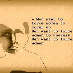 Cred Jonas Gardell, Kent Wisti #menwanttoforcewomen