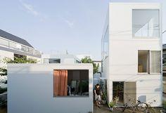Moriyama House: SANAA: Ryue Nishizawa