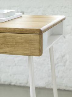 The desqest by zebramade.com #oak #furniture #design #desk #oakdesk #zebramade