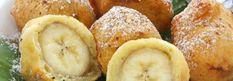 Köstliche Frikadellen aus dem Airfryer - Airfryer Rezepte Pesto, Baked Banana, Chinese Restaurant, Melted Cheese, Coconut, Sweet Recipes, Salmon
