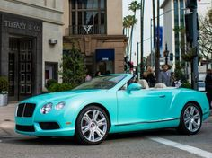 2013 GTC V8 Beverly Hills Limited Edition Bentley Continental