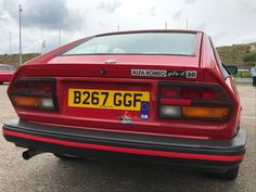 Alfa Gtv, Alfa Romeo Cars