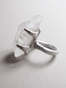 CRYSTAL RING | DREAMS OF NORWAY | JEWELLERY | NOT JUST A LABEL