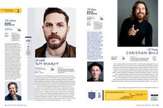 2016 Oscars Viewer's Guide - Keir Novesky