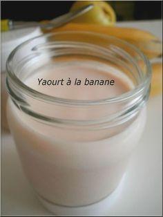 yaourt a la banane