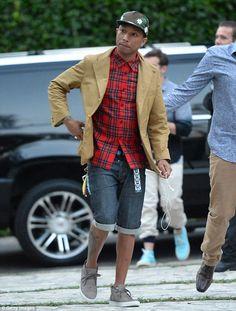 Pharrell <3 his style.