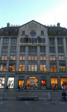 Madame Tussauds is the name of several waxworks museums in London, Amsterdam, New York, Las Vegas,