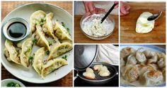 Aprende a hacer las Gyozas, las deliciosas empanadillas asiáticas