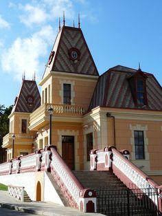 Casino Ross, Pichilemu, hermoso recuerdo de infancia