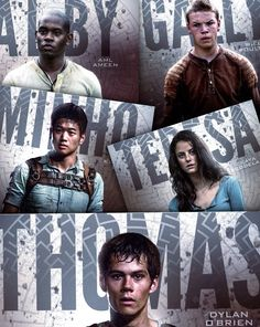 The Maze Runner Thomas And Brenda Fanfiction
