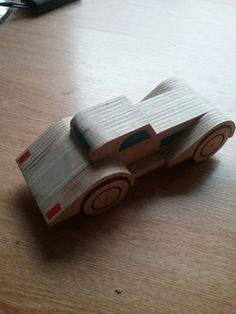 Wood design car by sdegroot
