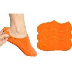 Women's Angelina Cotton Socks (€6,27) ❤ liked on Polyvore featuring intimates, hosiery, socks, orange, socks & hosiery, cotton socks, moisture wicking socks, wicking socks, orange socks and cotton hosiery