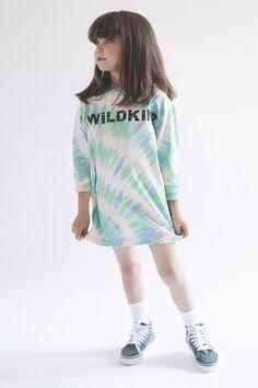 "Vicky long t-shirt Wildkind Kids collection ""Hippie ever after"". One Drop, Ever After, Shirt Dress, T Shirt, Cute Kids, Work Wear, High Fashion, Tie Dye, Unisex"