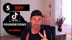 Top 5 Tiktok Hacks For Newbies #tiktok  #tiktokgrowth Like Instagram, Social Media Channels, Foundation, Hacks, Motivation, Tips, Youtube, Foundation Series, Youtubers