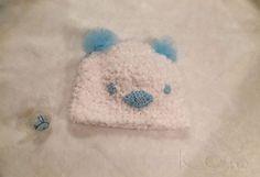 Baby cozy Teddy hat