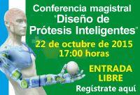 Conferencia Magistral Diseño de Prótesis Inteligentes.