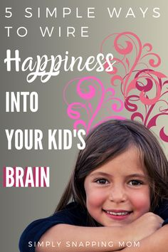 Raising happy children who are emotionally stable is actually not as hard as it sounds. You can do these simple, proven things to actually wire their brains for happiness that will last into adulthood. - How to Raise Happy, Stable Kids Parenting For Dummies, Parenting Teens, Kids And Parenting, Raising Kids Quotes, Quotes For Kids, Teen Quotes, Quotes Quotes, Emotions Activities, Baby Education