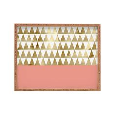 Triangle Love Tray | dotandbo.com $50 http://www.dotandbo.com/collections/new-nomad/25842-triangle-love-tray