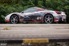 If you had a Ferrari 458 Italia.... Would you do this?