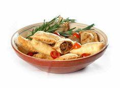 Empanadas - pieczone pierogi z mięsem