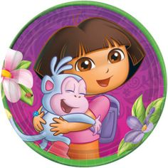 Dora the Explorer Party Supplies & Birthday Decorations
