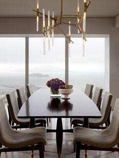 Sky high glamour showcased in Russian Hill Home