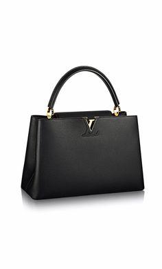 Louis Vuitton ┃ Capucines GM